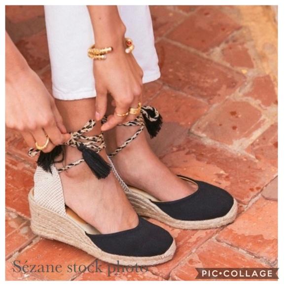 Sezane Shoes | Szane Milano Espadrilles